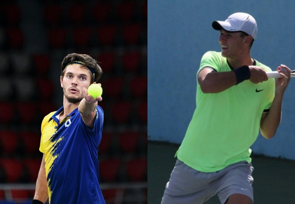 Харків'яни переможно стартують на міжнародному тенісному турнірі