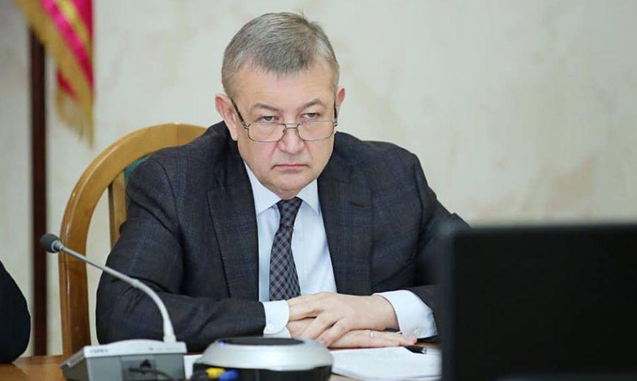 Сергій Чернов: Максимально розширюємо у регіоні лікувальну базу для прийому хворих на коронавірус