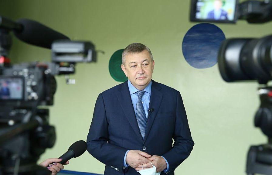 Сергій Чернов: Барвінківщина презентувала вісім соціально важливих для громади мініпроєктів
