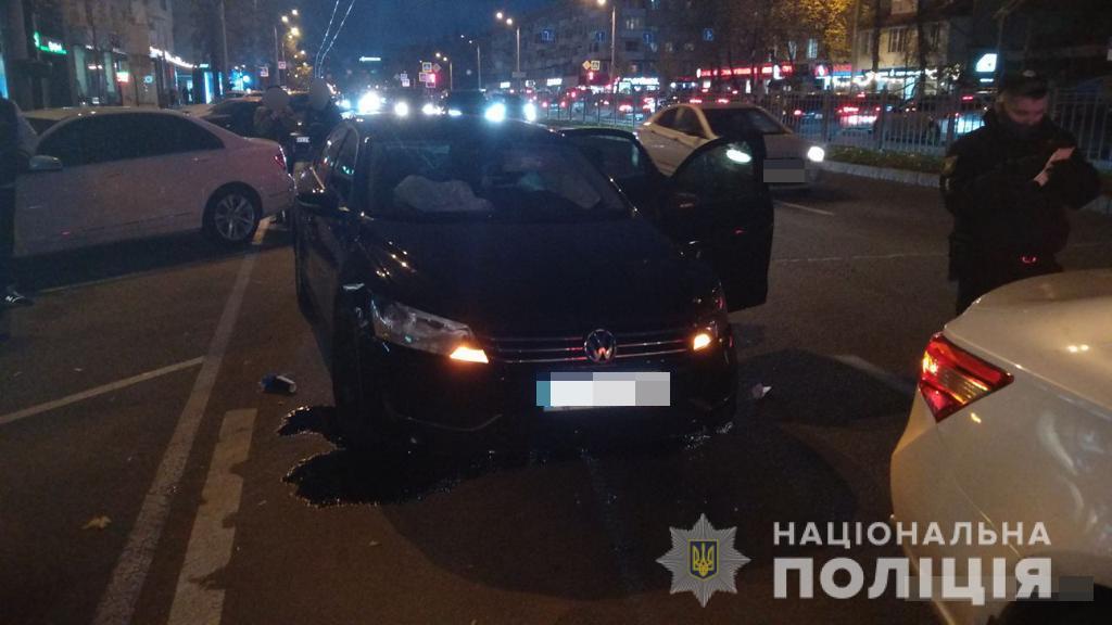 Слідчі повідомили про підозру водію, який спричинив ДТП у центрі Харкова