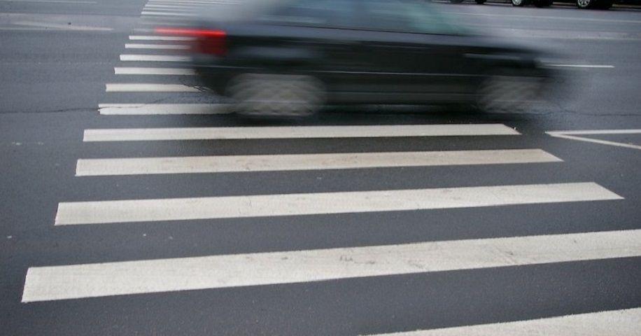 У Харкові на пішохідному переході постраждала п'ятирічна дитина