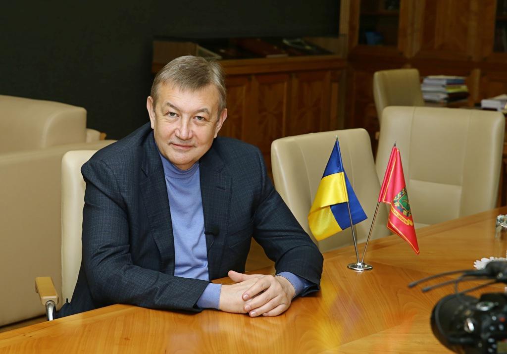 Сергій Чернов: Основні проблеми місцевого самоврядування – у кадровій і законодавчій площині