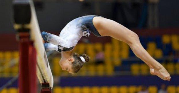 Харківські гімнастки перемогли на чемпіонаті України серед юніорок