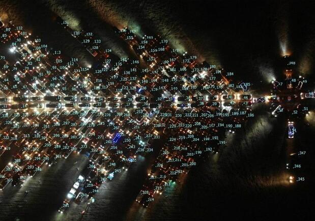 Харків'ян запрошують долучитись до флешмобу «Авто Ялинка 2021»