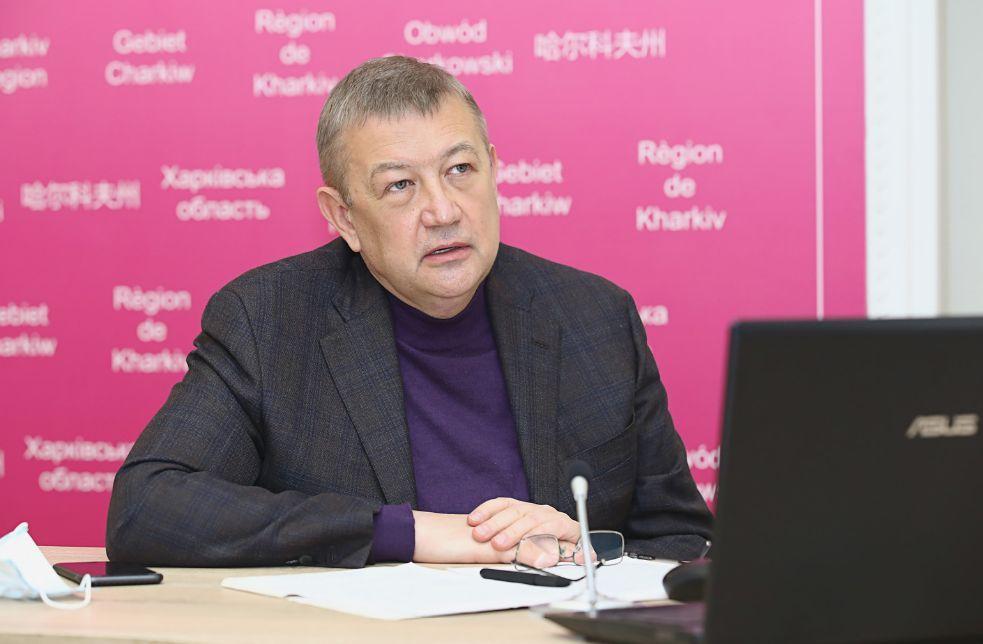 Сергій Чернов: Презентовано практичний посібник про передачу земель із державної власності у комунальну