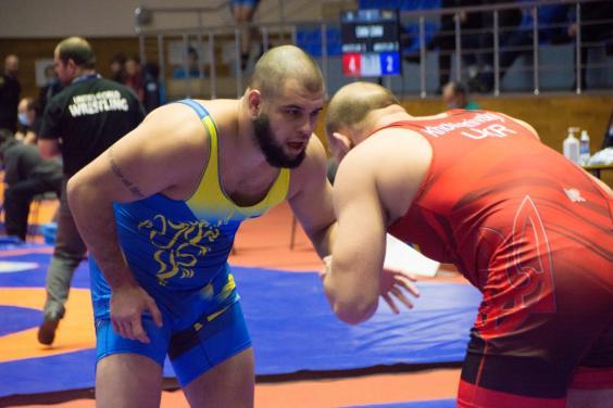 Харківський борець став чемпіоном України