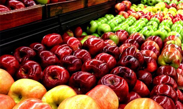 В Україні зростають ціни на яблука експортної якості