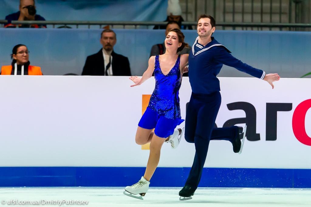 Харківські фігуристи стали чемпіонами України