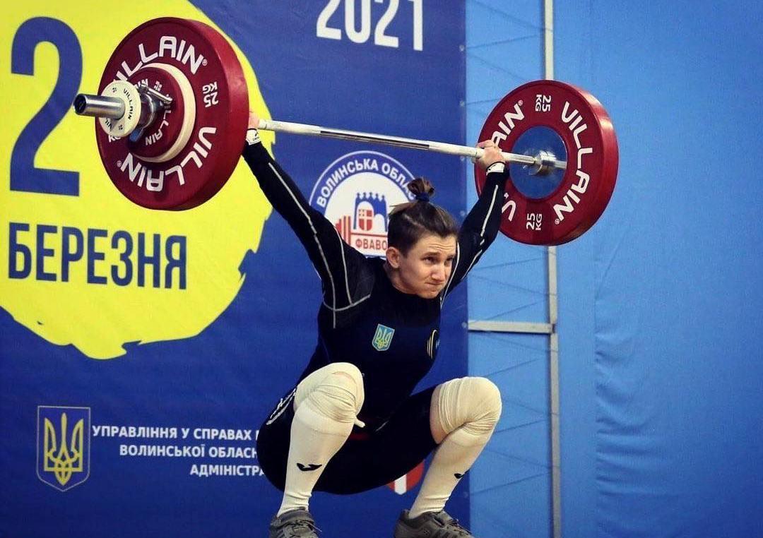 Харківські важкоатлети перемогли на Кубку України