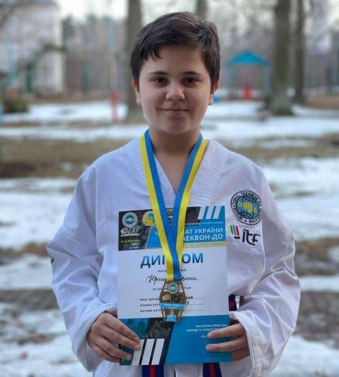 Харків'яни завоювали 3 десятка медалей на ЧУ по таєквон-до