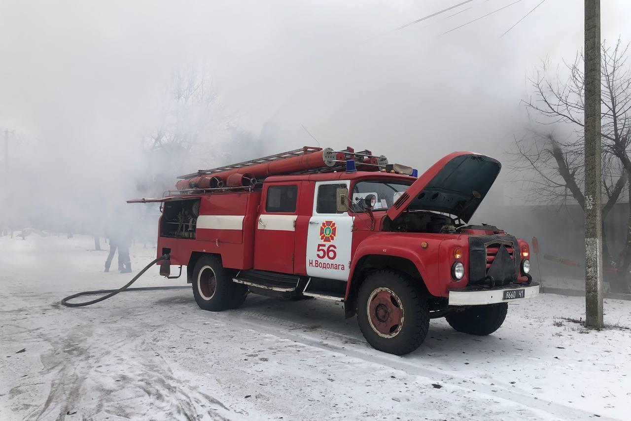 Протягом тижня сталося 53 пожежі в яких загинули 7 людей