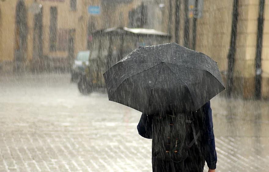 Циклон Gerd: Синоптики попереджають про погіршення погодних умов