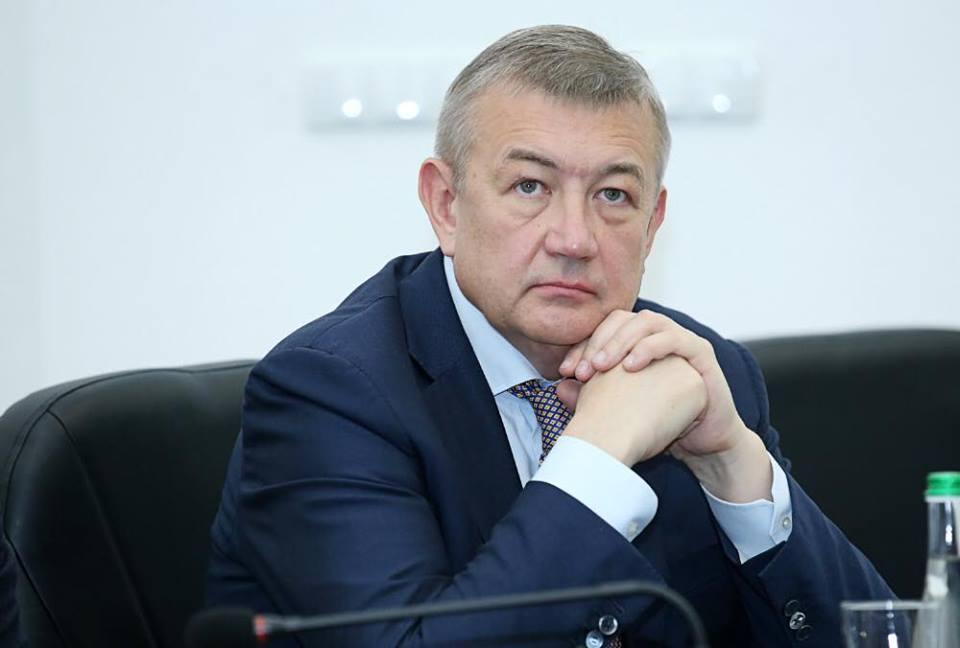 Сергій Чернов: УАРОР запропонувала керівництву держави шляхи вирішення проблемних питань районних та обласних рад