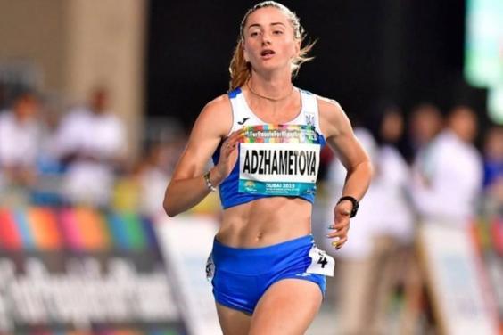 Легкоатлетка завоювала дві медалі Чемпіонату Європи серед паралімпійців