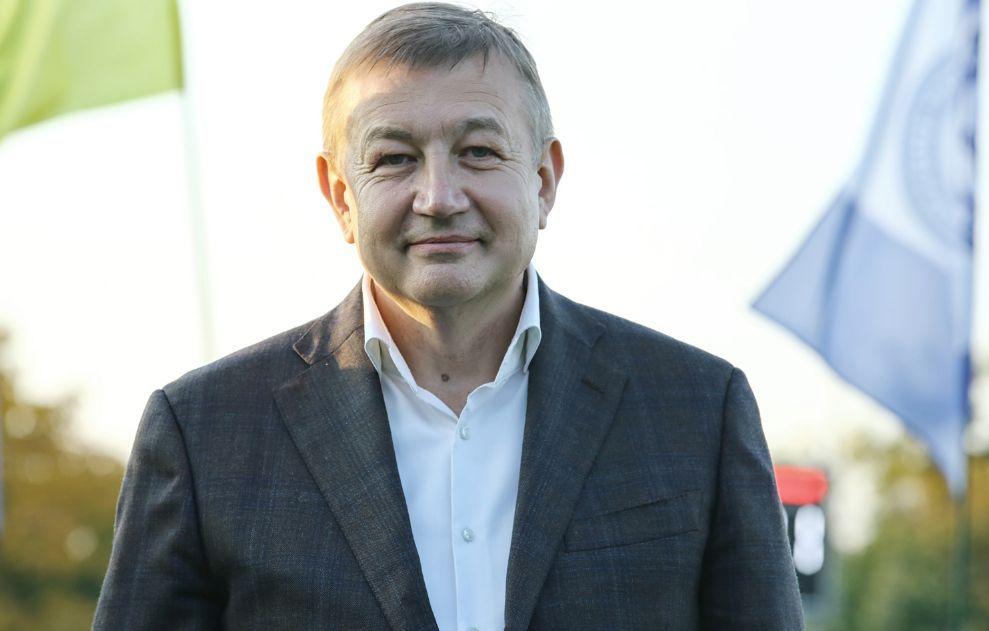 Сергій Чернов: За спиною кожного чемпіона завжди стоїть талановитий тренер