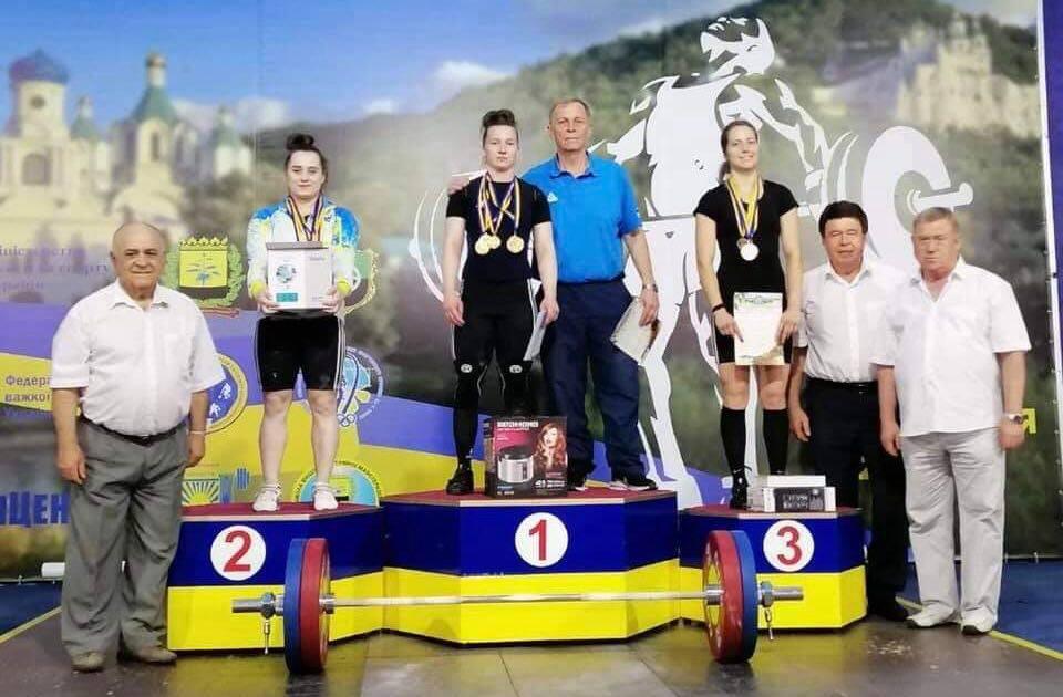 Харків'яни виграли чемпіонат України з важкої атлетики
