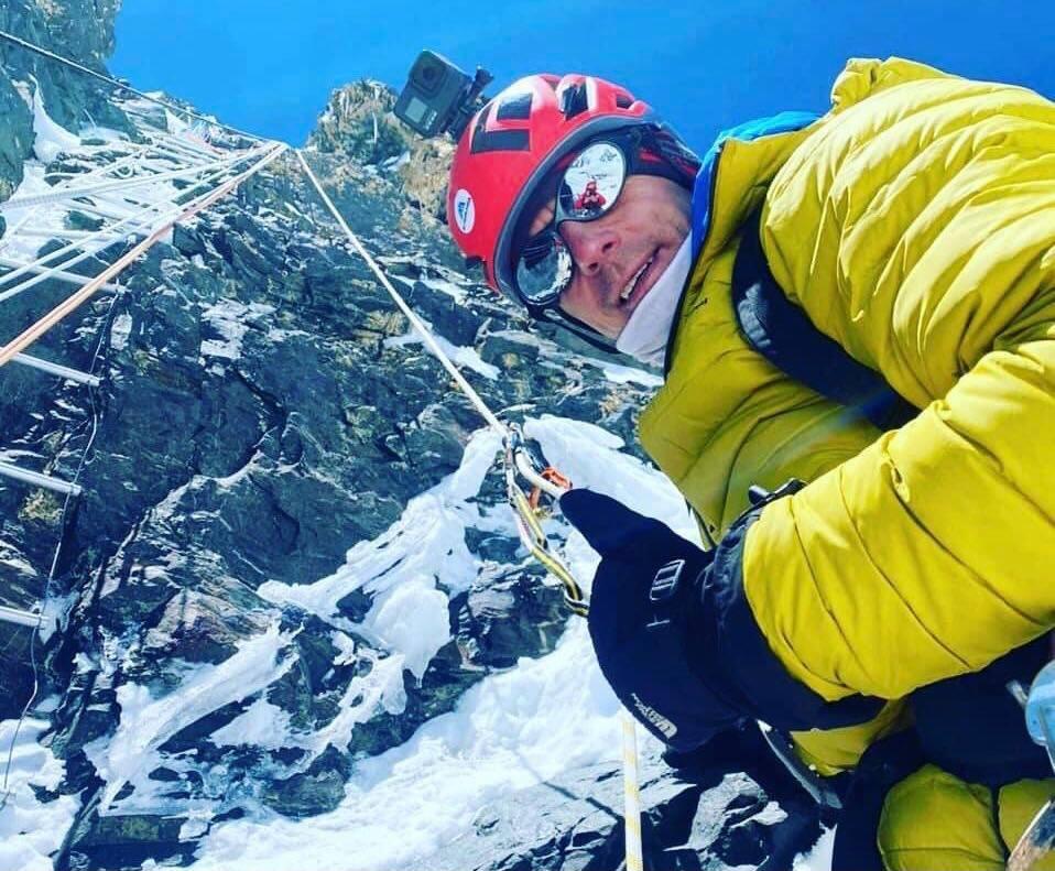 Харківський альпініст підкорив надскладну вершину світу