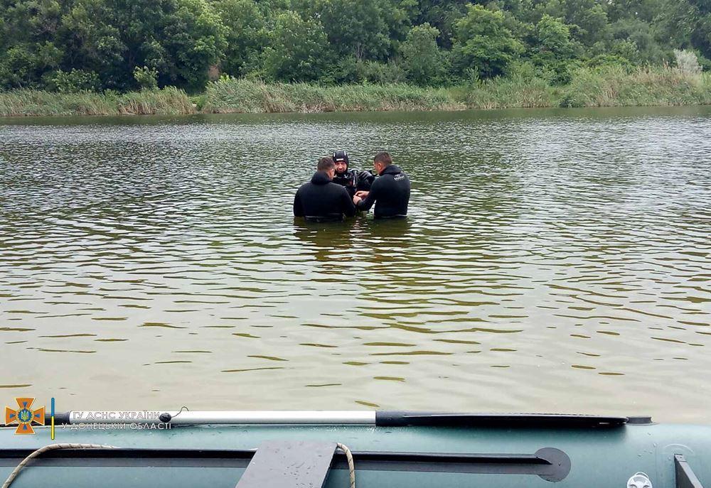 Минулого тижня на водоймах області потонули п'ятеро людей