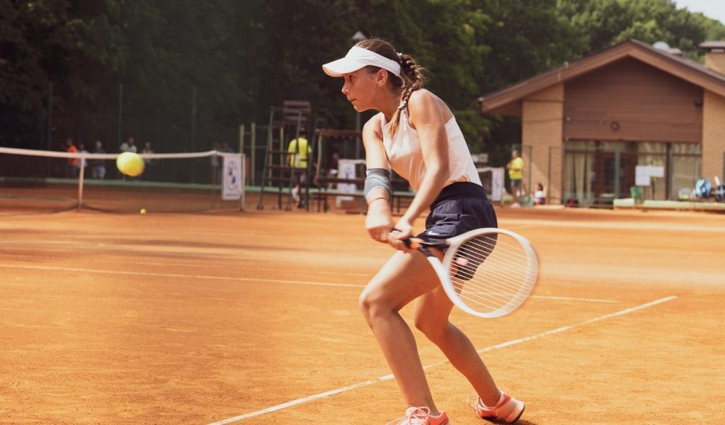 У Харкові завершився тенісний турнір