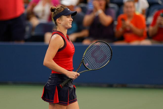 Світоліна здобула другу перемогу на US Open