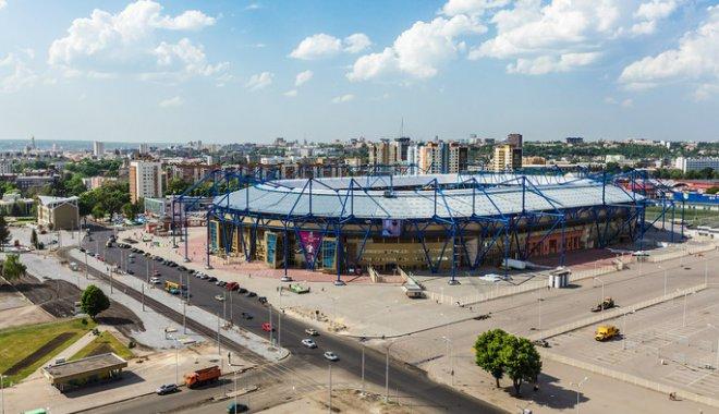 У Харкові готуються до футбольного матчу «Металіст» – «Полісся»