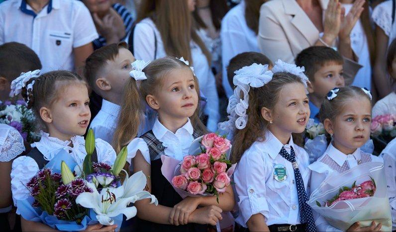 1 вересня розпочався навчальний рік 2021-2022