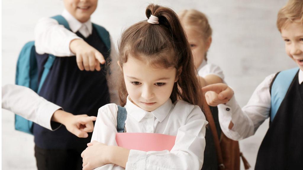 У школах розпочинається інформаційна кампанія проти булінгу