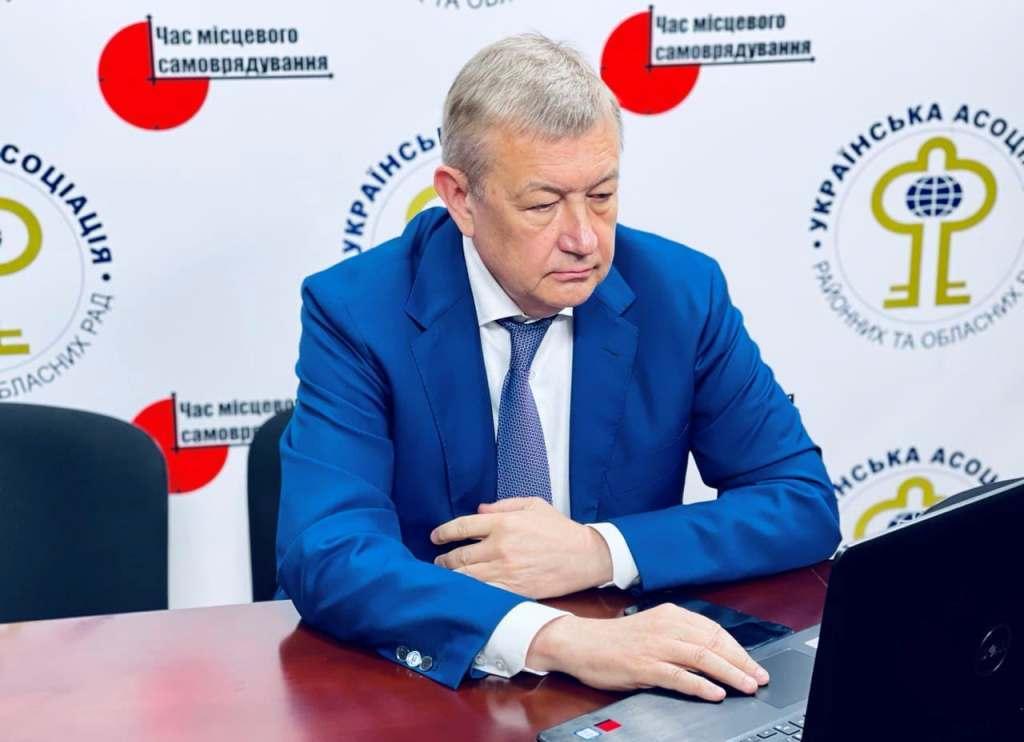 Сергій Чернов: Комітет ВРУ вніс пропозиції УАРОР до Законопроєкту Про Держбюджет на 2022 рік
