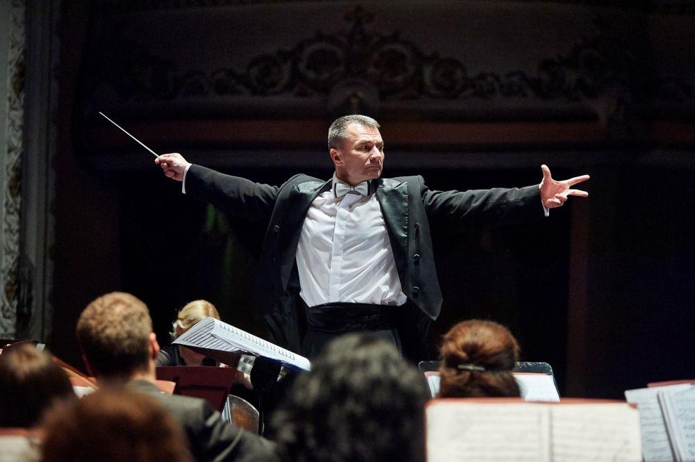 На Великій сцені СХІД ОПЕРА пройшов Парад диригентів