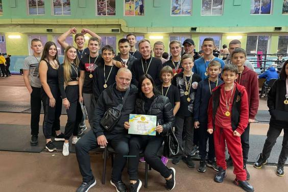 Харків'яни перемогли на чемпіонаті України з комбат самозахисту