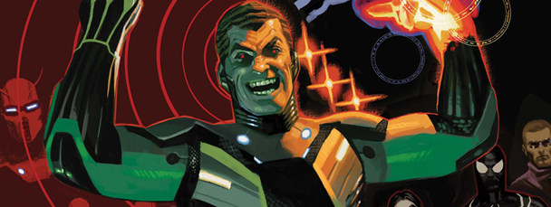 Unlimited Highlights: Norman Osborn
