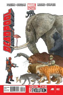 Deadpool #2 (2012) Comic Book Review