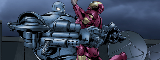 All-New Comic App for Iron Man
