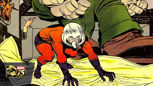 Follow the History of Ant-Man Pt. 1