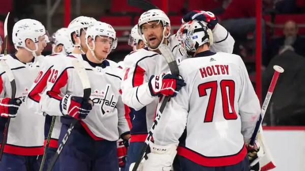 Ovetjkin och Bäckström fixade Washingtons seger   NHL ...