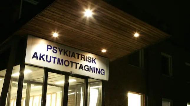 Psykakuten i Uppsala får nu kritik efter att ha skickat en tvångsomhändertagen patient ensam i taxi till en stängd akutmottagning i Falköping. Foto: Krister Larsson