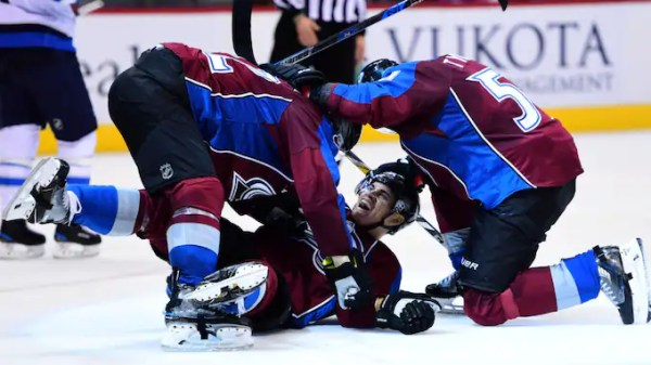 Colorado vann i förlängning - efter Ehlers självmål   NHL ...