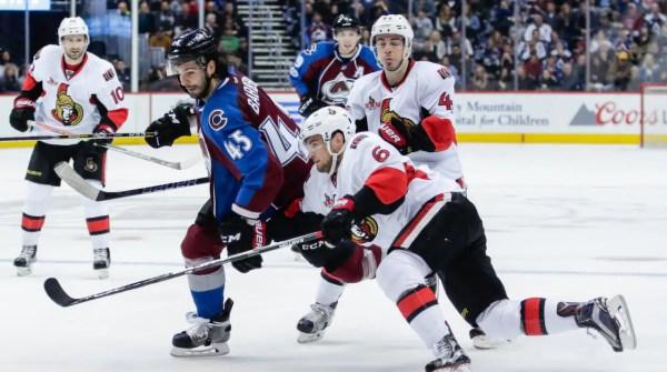 Colorado möter Ottawa i Globen nästa säsong   NHL   Expressen