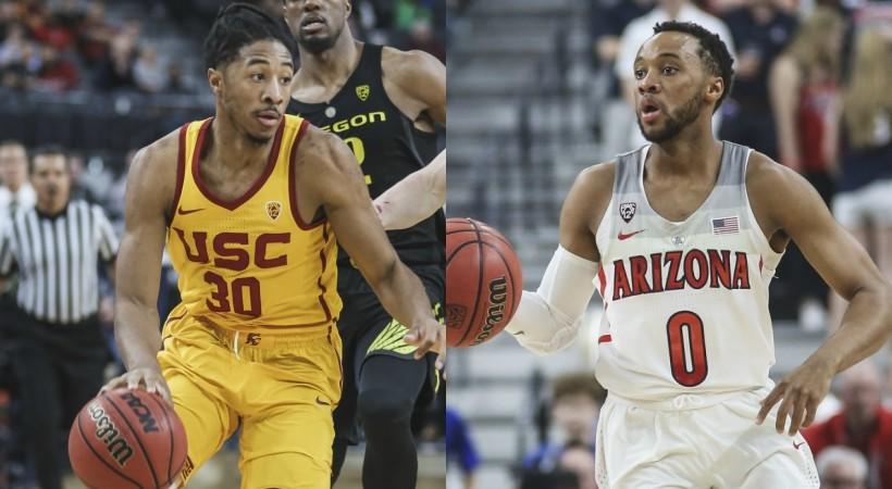 2018 Pac-12 Men's Basketball Tournament championship ...