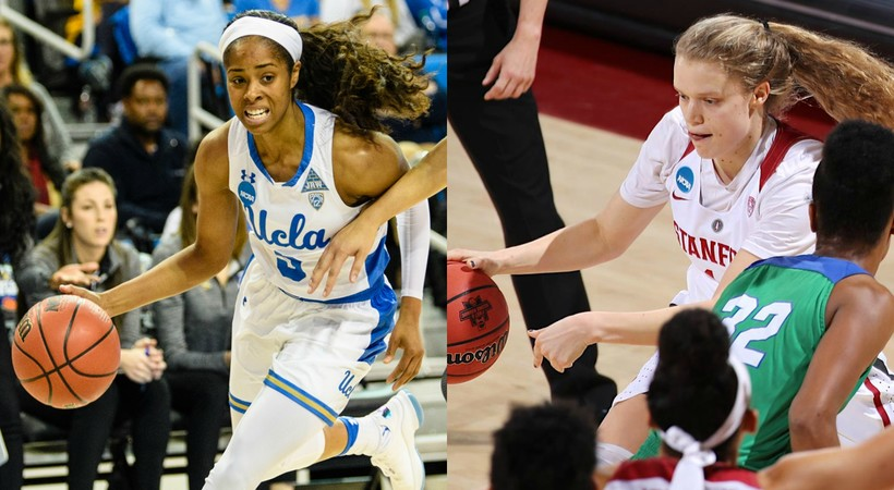 Roundup: Stanford, UCLA women's basketball join Oregon ...