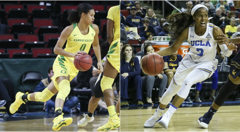 Michelle Smith Feature: Previewing Oregon v UCLA Pac-12 ...