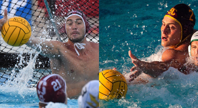 NCAA Men's Water Polo Championship: USC, Stanford punch ...