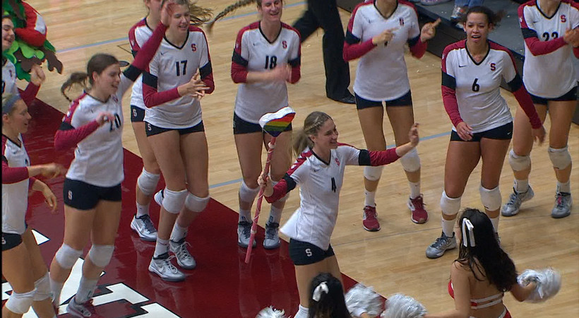 Pac-12 women's volleyball scores for Friday, Nov. 8 | Pac-12