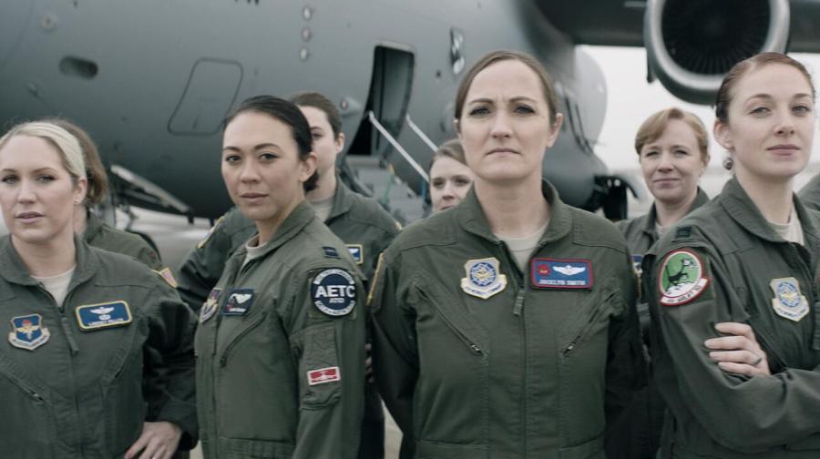 美國空軍女性軍人