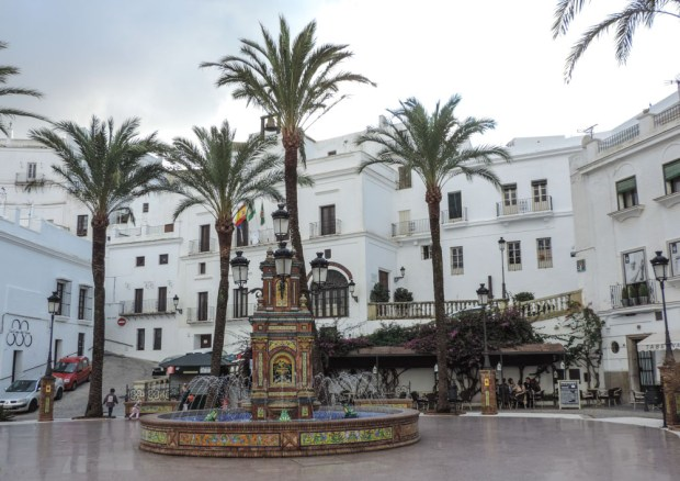 Vejer definitely in the top 5 Spanish places.