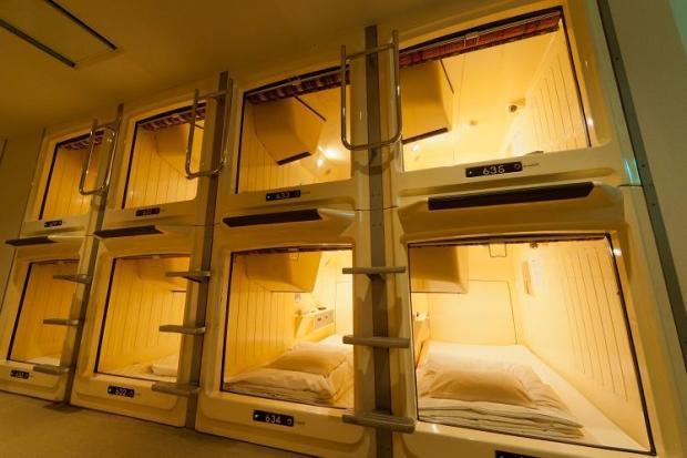 capsule-hotel-in-tokyo