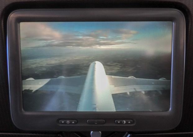SkyCam over Sydney