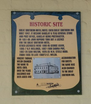 Did not realised that the building housing the hotel was of historical significance.