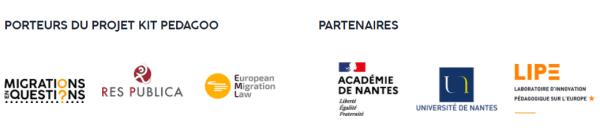 Partenaires - Migrations en Questions - Kit PEDAGOO