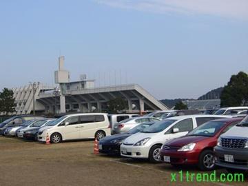 内宮臨時駐車場